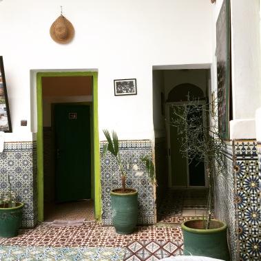 Marrakesh - Kaktus Hostel