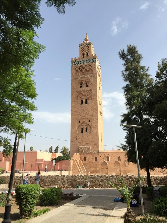 Marrakesh - Kotoubia